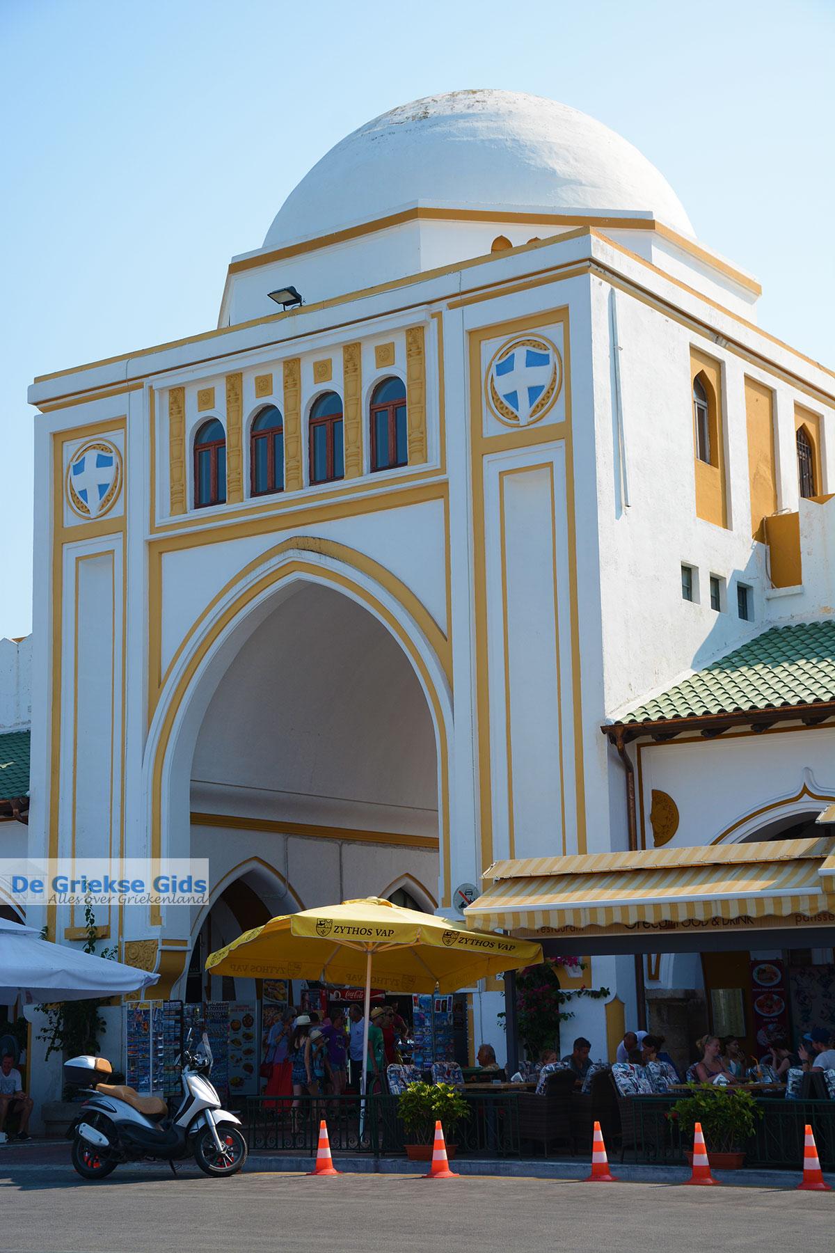 foto Rhodos stad Rhodos - Rhodos Dodecanese - Foto 1445