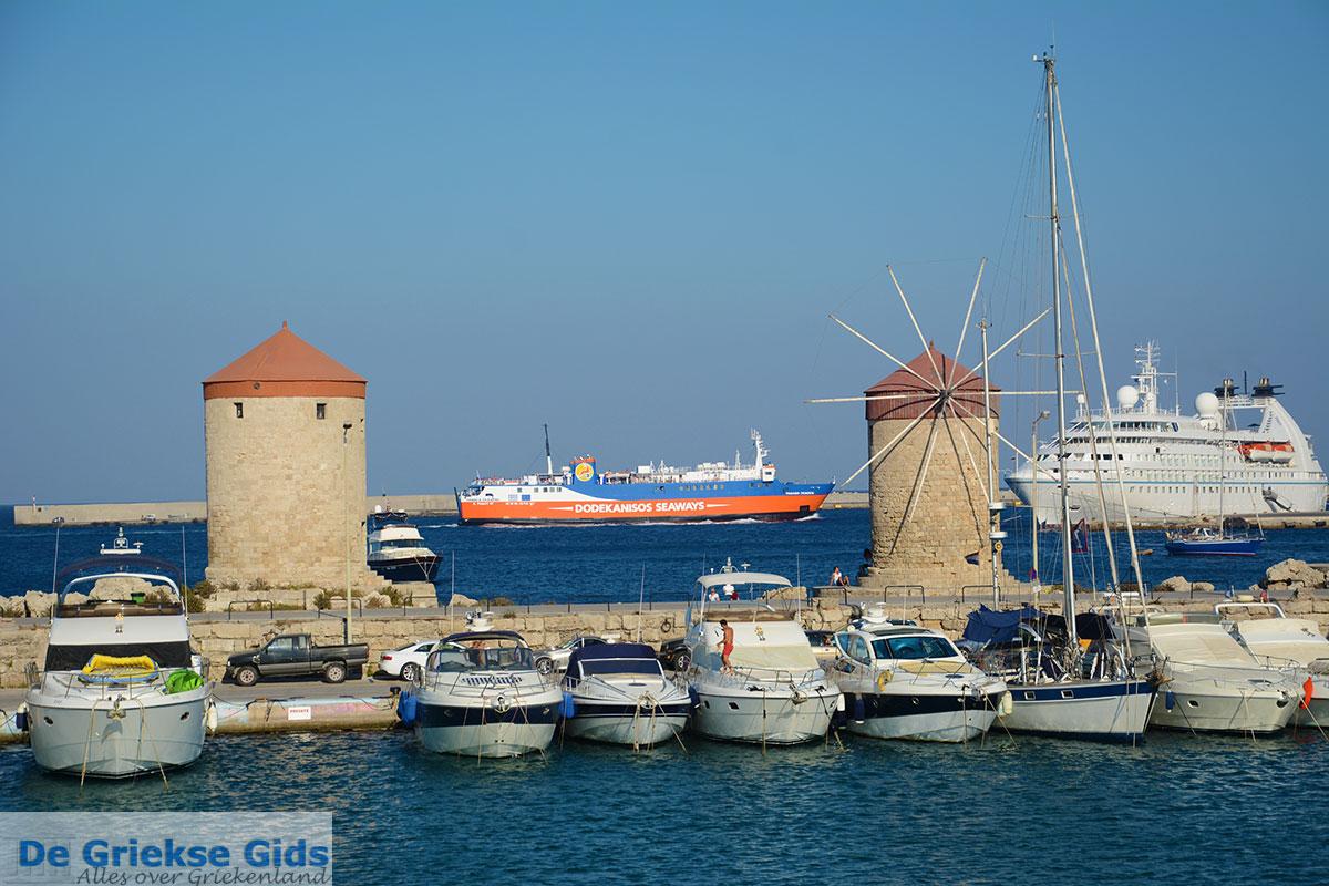 foto Rhodos stad Rhodos - Rhodos Dodecanese - Foto 1512