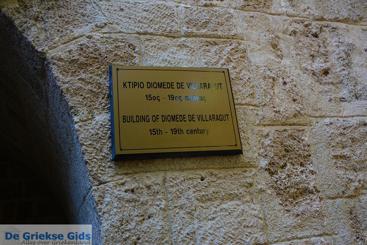 foto Rhodos stad Rhodos - Rhodos Dodecanese - Foto 1662