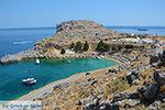 Lindos Rhodos - Rhodos Dodecanese - Foto 840 - Foto van De Griekse Gids