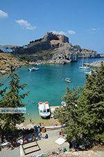 Lindos Rhodos - Rhodos Dodecanese - Foto 868 - Foto van De Griekse Gids