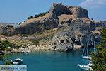 Lindos Rhodos - Rhodos Dodecanese - Foto 871 - Foto van De Griekse Gids