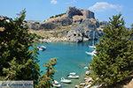 Lindos Rhodos - Rhodos Dodecanese - Foto 872 - Foto van De Griekse Gids