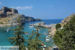 Lindos Rhodos - Rhodos Dodecanese - Foto 882 - Foto van De Griekse Gids
