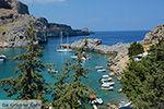 Lindos Rhodos - Rhodos Dodecanese - Foto 883 - Foto van De Griekse Gids