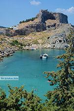 Lindos Rhodos - Rhodos Dodecanese - Foto 886 - Foto van De Griekse Gids