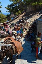 Lindos Rhodos - Rhodos Dodecanese - Foto 970 - Foto van De Griekse Gids