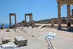 Lindos Rhodos - Rhodos Dodecanese - Foto 982 - Foto van De Griekse Gids