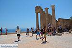 Lindos Rhodos - Rhodos Dodecanese - Foto 988 - Foto van De Griekse Gids