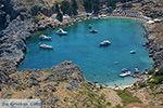 Lindos Rhodos - Rhodos Dodecanese - Foto 991 - Foto van De Griekse Gids