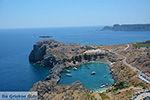 Lindos Rhodos - Rhodos Dodecanese - Foto 992 - Foto van De Griekse Gids