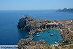 Lindos Rhodos - Rhodos Dodecanese - Foto 993 - Foto van De Griekse Gids