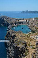 Lindos Rhodos - Rhodos Dodecanese - Foto 1006 - Foto van De Griekse Gids