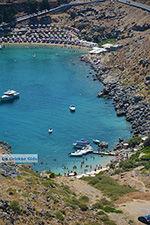 Lindos Rhodos - Rhodos Dodecanese - Foto 1008 - Foto van De Griekse Gids