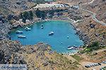 Lindos Rhodos - Rhodos Dodecanese - Foto 1010 - Foto van De Griekse Gids