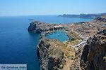 Lindos Rhodos - Rhodos Dodecanese - Foto 1011 - Foto van De Griekse Gids