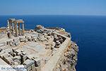 Lindos Rhodos - Rhodos Dodecanese - Foto 1012 - Foto van De Griekse Gids