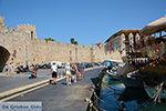 Rhodos stad Rhodos - Rhodos Dodecanese - Foto 1267 - Foto van De Griekse Gids