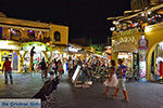 Rhodos stad Rhodos - Rhodos Dodecanese - Foto 1302 - Foto van De Griekse Gids