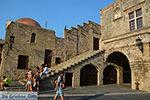 Rhodos stad Rhodos - Rhodos Dodecanese - Foto 1378 - Foto van De Griekse Gids