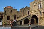 Rhodos stad Rhodos - Rhodos Dodecanese - Foto 1379 - Foto van De Griekse Gids