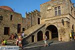 Rhodos stad Rhodos - Rhodos Dodecanese - Foto 1381 - Foto van De Griekse Gids