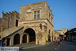 Rhodos stad Rhodos - Rhodos Dodecanese - Foto 1382 - Foto van De Griekse Gids
