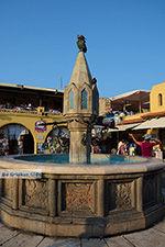 Rhodos stad Rhodos - Rhodos Dodecanese - Foto 1385 - Foto van De Griekse Gids