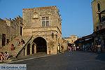 Rhodos stad Rhodos - Rhodos Dodecanese - Foto 1392 - Foto van De Griekse Gids