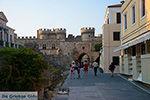 Rhodos stad Rhodos - Rhodos Dodecanese - Foto 1406 - Foto van De Griekse Gids