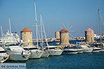Rhodos stad Rhodos - Rhodos Dodecanese - Foto 1509 - Foto van De Griekse Gids