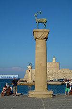Rhodos stad Rhodos - Rhodos Dodecanese - Foto 1523 - Foto van De Griekse Gids