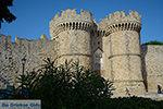 Rhodos stad Rhodos - Rhodos Dodecanese - Foto 1533 - Foto van De Griekse Gids