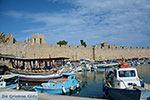 Rhodos stad Rhodos - Rhodos Dodecanese - Foto 1543 - Foto van De Griekse Gids