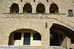 Rhodos stad Rhodos - Rhodos Dodecanese - Foto 1627 - Foto van De Griekse Gids
