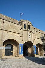Rhodos stad Rhodos - Rhodos Dodecanese - Foto 1677 - Foto van De Griekse Gids