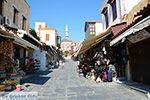 Rhodos stad Rhodos - Rhodos Dodecanese - Foto 1683 - Foto van De Griekse Gids