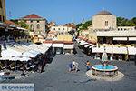 Rhodos stad Rhodos - Rhodos Dodecanese - Foto 1729 - Foto van De Griekse Gids