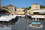 Rhodos stad Rhodos - Rhodos Dodecanese - Foto 1730 - Foto van De Griekse Gids