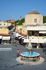 Rhodos stad Rhodos - Rhodos Dodecanese - Foto 1731 - Foto van De Griekse Gids
