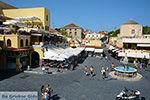 Rhodos stad Rhodos - Rhodos Dodecanese - Foto 1735 - Foto van De Griekse Gids