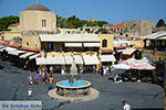 Rhodos stad Rhodos - Rhodos Dodecanese - Foto 1737 - Foto van De Griekse Gids