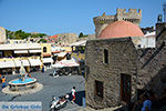 Rhodos stad Rhodos - Rhodos Dodecanese - Foto 1739 - Foto van De Griekse Gids