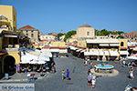 Rhodos stad Rhodos - Rhodos Dodecanese - Foto 1740 - Foto van De Griekse Gids
