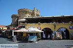 Rhodos stad Rhodos - Rhodos Dodecanese - Foto 1742 - Foto van De Griekse Gids