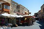 Rhodos stad Rhodos - Rhodos Dodecanese - Foto 1747 - Foto van De Griekse Gids