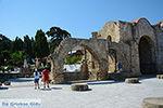 Rhodos stad Rhodos - Rhodos Dodecanese - Foto 1750 - Foto van De Griekse Gids
