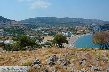 Kalathos Rhodos - Rhodos Dodecanese - Foto 467 - Foto van De Griekse Gids