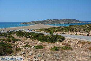 Prasonisi Rhodos - Eiland Rhodos - Foto van De Griekse Gids