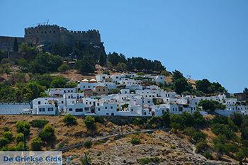 Lindos Rhodos - Rhodos Dodecanese - Foto 917 - Foto van De Griekse Gids